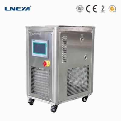 LNEYA ultra-low temperature bath safe operation instructions