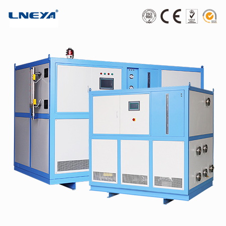 Ultra-Low Temp. Water-Cooled Chiller