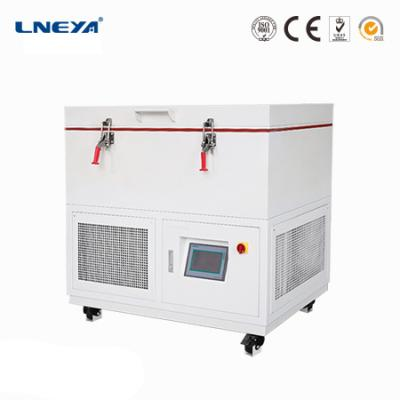 Environmentally Friendly Cold Plate Freezer