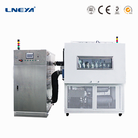 Glycol Cooling Heating Control System