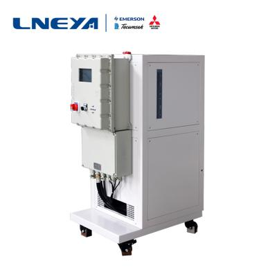 Linear rapid temperature change tester emptying and filling instructions