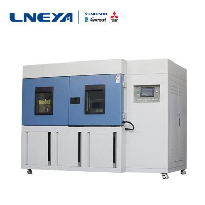 Small high and low temperature impact test chamber volume selection instructions
