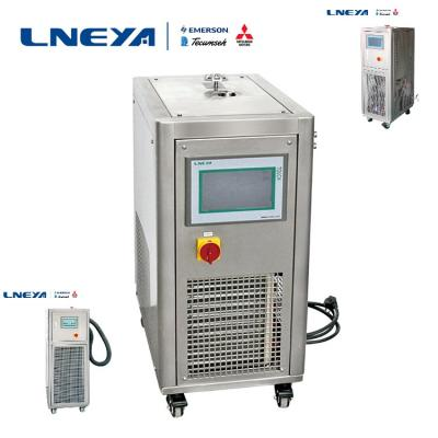 Instructions for use of various components of high and low temperature cycle machine