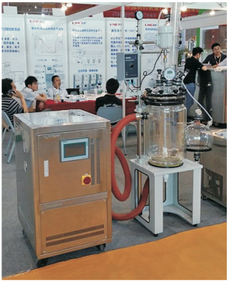 Burning machine phenomenon in small high and low temperature integrated machine