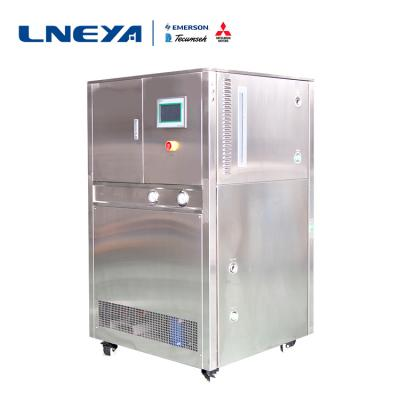 Energy-efficient high and low temperature circulation box description