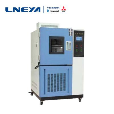 High and low temperature humidity test chamber performance