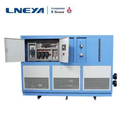 Maintenance for Lubrication System of Water Cooled Chiller Plant