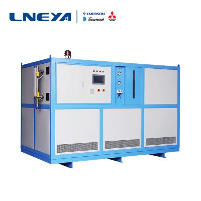 Instructions for the LNEYA 5hp Freezer Condenser
