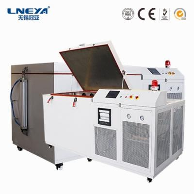 Heat treatment freezer