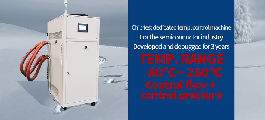 Chip-Specific High and Low Temperature Test