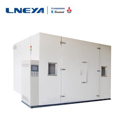 High and low temperature alternating wet heat shock test box function description