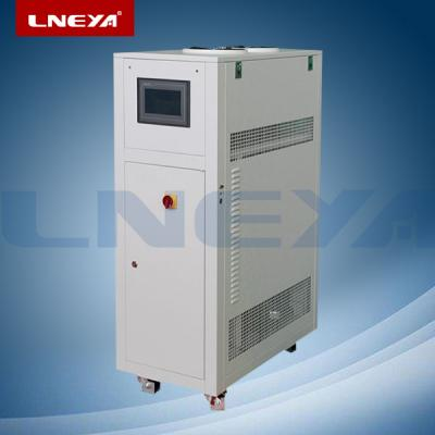 High and low temperature hot and cold water cooling machine for battery motor test
