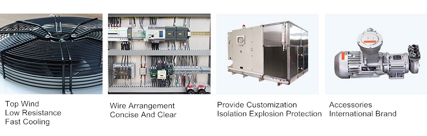 Ultra-low temperature chiller application