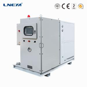 Industry and introduction of low temperature chiller