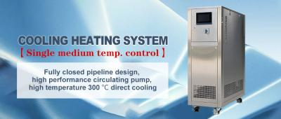 Cooling Heating Dynamic Temperature Control application case display