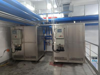 Refrigeration and heating equipment TCU used in temperature control of pharmaceutical reactor